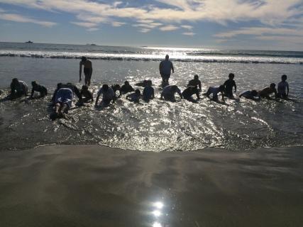 beach class 9